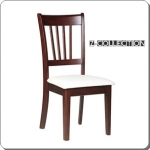 เก้าอี้ไม้ มีสไตล์ ดีไซน์สวย (Z-COLLECTION)