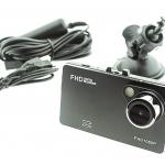 กล้องติดรถยนต์ รุ่นT161 สีดำ ภาพชัดระดับHD