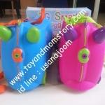 กระเป๋าล้อลาก DG Smart Luggage สีฟ้า,สีชมพู 499 บาทส่งฟรีนะคะ