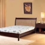 เตียงนอนไม้ ดีไซน์หรูที่เป็นเอกลักษณ์เฉพาะ (ME-SERIES)