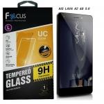 Focus ฟิล์มกระจกนิรภัยกันรกะแทก LAVA A2 4G 5.2