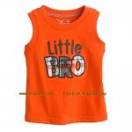 เสื้อกล้ามเด็ก ลาย Little Bow ไซส์ 4,6ปี
