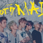 [Pre] GOT7 : 4th Mini Album - MAD (Horizontal Ver.) +Poster