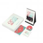 [Pre] EXO : 2014 Season Greeting [Calendar_Table + Scheduler + Making DVD]
