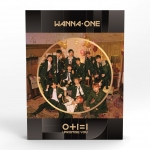 [Pre] Wanna One : 2nd Mini Album - 0+1=1 (I PROMISE YOU) (Night Ver.) +Poster