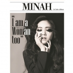 [Pre] Minah : 1st Mini Album - I'm A Woman Too