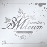 [Pre] SMTown : 2011 SMTOWN Winter - The Warmest Gift (Random-Gold/Silver)
