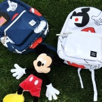 Mickey Mouse x Herschel limited edition collection ; การร่วมมือกัน ระหMickey Mouse x Herschel limited edition collection ; การร่วมมือกัน ระหว่าง Herschel Supply และ Disney ว่าง Herschel Supply และ Disney