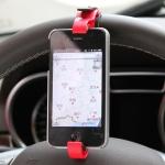 GL004 ที่วาง ยึดจับ โทรศัพท์มือถือ ในรถยนต์