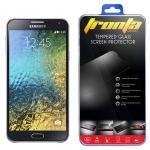 Tronta ฟิล์มกระจกนิรภัย Samsung Galaxy E7 บาง 0.26MM. 2.5D