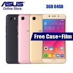 "2017 ASUS Zenfone 3s Max (X00GD): 4G-LTE Dual-SIM Android 7.0 3GB RAM 64GB ROM 5000mAh 5.2"" Octa-core Fingerprint กล้องหน้า8MP+หลัง13MP"