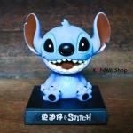 GC004 ตุ๊กตาส่ายหัว Stitch วางในรถยนต์ หรือ ตู้โชว์ สวย น่ารัก