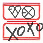 [Pre] EXO : 1st Album - XOXO (Kiss Ver.) +1 Random Sticker