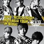 [Pre] Teentop : 2013 Teentop No.1 Asia Tour In Seoul (2DVD+58P Photobook)