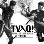 [Pre] TVXQ : SPECIAL LIVE TOUR - T1ST0RY IN SEOUL DVD +Poster