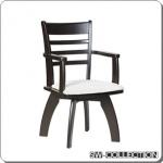 เก้าอี้อาร์มแชร์ หมุนได้ สไตล์โมเดิร์น (SW-COLLECTION)