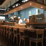 เก้าอี้ดีไซน์สวย สไตล์ญี่ปุ่น สำหรับร้านอาหาร ร้านกาแฟ (M-DESIGN)