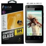 Focus ฟิล์มกระจกนิรภัยกันกระแทก LAVA iris 360 3.5