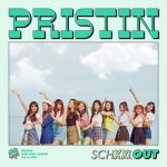 [Pre] PRISTIN : 2nd Mini Album - SCHXXL OUT (OUT Ver.) +Poster