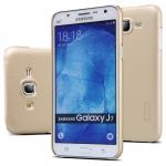 เคส Samsung J5 2016 วัสดุเกรดพรีเมียม สไตล์เรียบหรู สีทอง ยี่ห้อ Nilkin