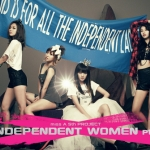 [Pre] Miss A : 5th Project - Independent Women Pt.Ⅲ