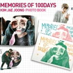 [Pre] Kim Jae Joong : 2016 Photo Book - MEMORIES OF 100 DAYS (Limited Edition)