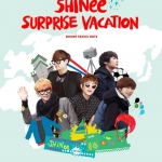 [Pre] SHINee : Surprise Vacation Travel Note 01 Photobook (+Note)