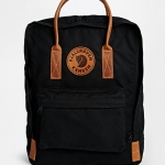 Fjallraven - No.2 BLACK สีดำ
