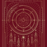 [Pre] Dream Catcher : 2nd Single Album - Nightmare - Fall asleep in the mirror +Poster