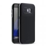 IPAKY CASE สำหรับ Samsung Galaxy S 7 (Gray)