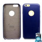 เคสไอโฟน 6 Plus/6S Plus เคสฝาหลังคุณภาพดี Remax Super Pliable -Dark Blue