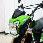 ขาย Honda Zoomer-X ปี 2017 ไมล์แท้ 3377 กม ตัวล้อ 2 สี