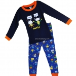 ชุดนอนเด็ก GCP_BABY ลาย Robots(2) ไซส์ 2ปี