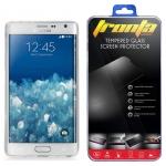 Tronta ฟิล์มกระจก Samsung Galaxy Note Edge บาง 0.26MM. 2.5D