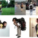 วิธีการ เลือกเป้, กระเป๋าเป้ และกระเป๋าสะพาย สำหรับเด็ก