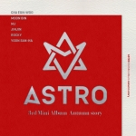 [Pre] ASTRO : 3rd Mini Album - Autumn Story (A Ver. - Red) +Poster