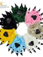 ชุดแฟนซี / ชุดคอสเพลย์ลายการ์ตูน ถุงมือสัตว์หลากสี