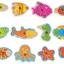 แผ่นกระดานจิ๊กซอว์ไม้แม่เหล็กตกปลาและเพื่อนสัตว์ทะเล thumbnail 4