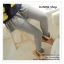 LG049 กางเกงเลคกิ้งขายาว มีผ้าประดับเป็นกระโปรง หวานน่ารัก มี 4 สี เทาอ่อน เทาเข้ม กรมท่า ดำ thumbnail 17