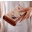 กระเป๋าสตางค์แบบยาวเวอร์ชั่นเกาหลีของลายการ์ตูน thumbnail 3