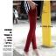 LG015 กางเกงเลคกิ้งขายาว ทรงสวย มี 6 สีคะ thumbnail 6
