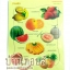 กระดานจิ๊กซอว์ไม้ภาพตัดต่อรูปผลไม้ thumbnail 1