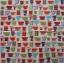 แนวภาพอาหาร ลายสัญลักษณ์แก้วกาแฟหลากหลายทรง บนพื้นสีครีม เป็นภาพกระจายเต็มแผ่น กระดาษแนพกิ้นสำหรับทำงาน เดคูพาจ Decoupage Paper Napkins ขนาด 33X33cm thumbnail 2