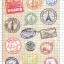 STGP020 สติกเกอร์ Sticker กระดาษเคลือบกันน้ำ ลายการ์ตูน กราฟฟิก วินเทจ สวย เท่ห์ ติดกระเป๋า ของใช้ ตู้ ผนัง ตกแต่งสิ่งของ thumbnail 2