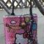 กระเป๋าใส่โทรศัพท์มือถือกระจูด แบบห้อยคอ ลาย Hello Kitty กับบอลลูน สุดน่ารัก thumbnail 3