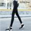 LG037 กางเกงขายาว เอวสูง มี 8 สี ขอบเอวหนา ช่วงเอวเนื้อส่วนเกินได้ระดับหนึ่ง มีกระหลังทั้งสองด้าน เนื้อผ้ายืดหยุุ่น ใส่สบายคะ จะใส่ไปออกกำลังกาย หรือใส่ไปเที่ยว ก็เข้ากับเสื้อทุกแบบ thumbnail 1