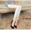 LG013 กางเกงเลคกิ้งขายาว ช่วงปลายขาประดับด้วยผ้าลูกไม้ สวยหวาน มี 2 สี ขาว ดำ thumbnail 8