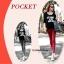 LG015 กางเกงเลคกิ้งขายาว ทรงสวย มี 6 สีคะ thumbnail 7