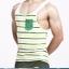 เสื้อกล้ามลายทาง : โทนสีเขียว thumbnail 1