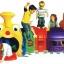 อุโมงค์รถไฟผจญภัย SIZE:152X206X106 cm. thumbnail 1